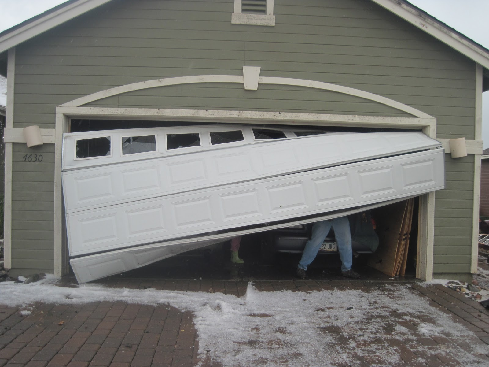 garage door off trackGarage Door Repair Norman OK  PRO Service