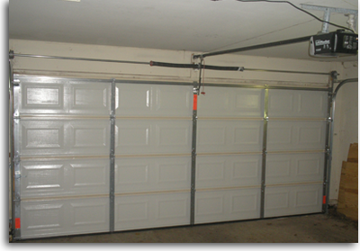 Broken Overhead Garage Door Springs Garage Door Install Bethany Ok